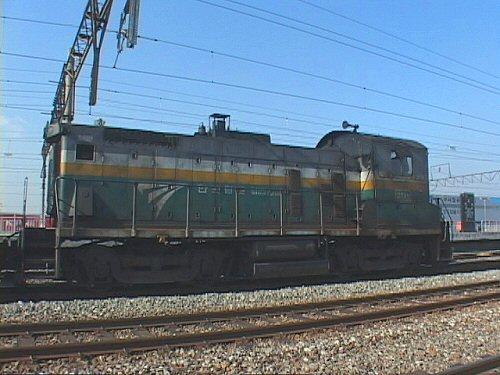 韓国鉄道4400形ディーゼル機関車